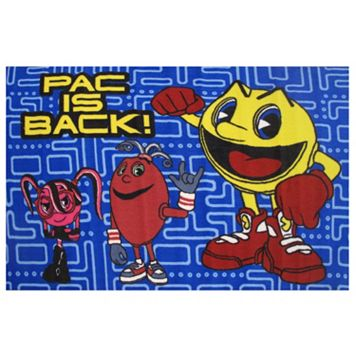 Fun Rugs Pac-Man ''Pac Is Back'' Rug - 3'3'' x 4'10''