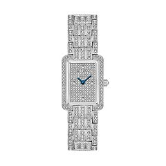 Bulova Women's Crystal Stainless Steel Watch - 96L244
