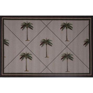 Fun Rugs Supreme Palm Desert Rug - 5'3'' x 7'6''