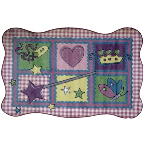 Fun Rugs Supreme Fairy Quilt Rug - 3