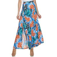 Women's Jennifer Lopez Slit Maxi Skirt