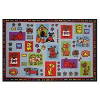 Fun Rugs Fun Time Pets 'R' Us Rug