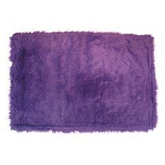 Fun Rugs Flokati Solid Shag Rug