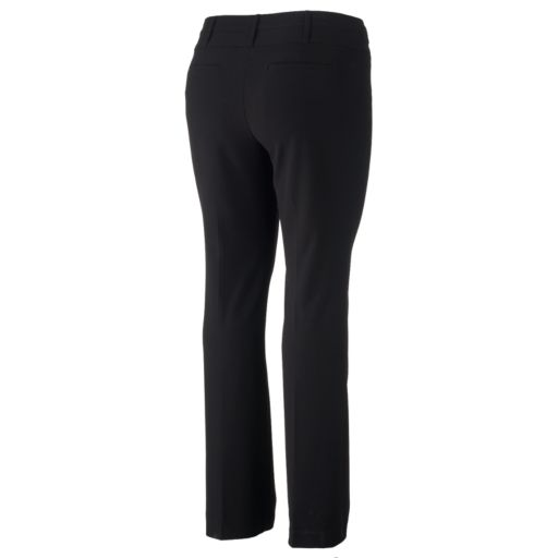 Juniors' Plus Size Candie's® Marilyn Bootcut Pants