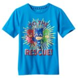 "Boys 4-7 PJ Masks Gekko, Catboy & Owlette ""To The Rescue"" Graphic Tee"