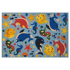 Fun Rugs Fun Time Aquarium Rug