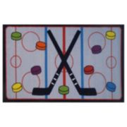 Fun Rugs Fun Time On The Ice Rug