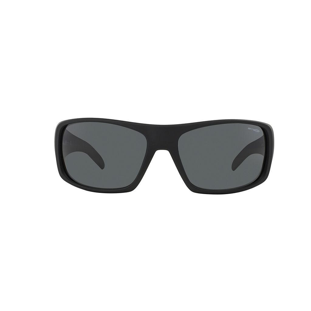 Arnette La Pistola AN4179 66mm Rectangle Polarized Sunglasses