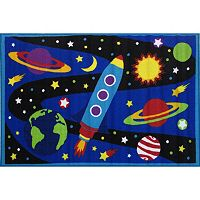 Fun Rugs Fun Time Galaxy Rug