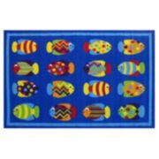 Fun Rugs Fun Time Fish Tank Rug