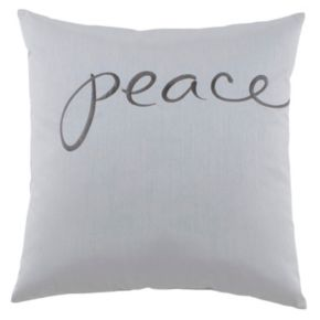 Kathy Davis Solitude Peace Throw Pillow