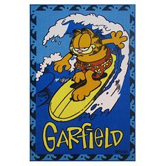Fun Rugs Garfield Surfing Rug