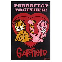 Fun Rugs Garfield ''Purrfect Together'' Rug