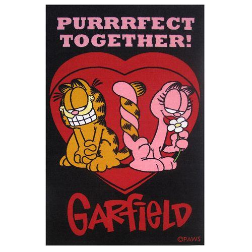 Fun Rugs Garfield ''Purrfect Together'' Rug