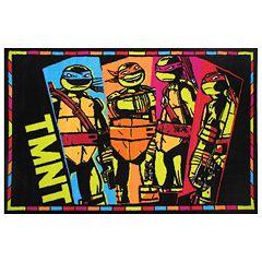 Fun Rugs Teenage Mutant Ninja Turtles ''TMNT'' Rug