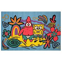 Fun Rugs SpongeBob SquarePants SpongeBob & Patrick Rug