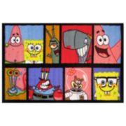 Fun Rugs SpongeBob SquarePants Comic Rug