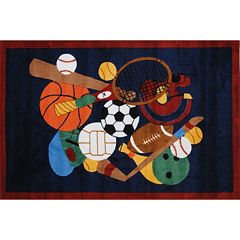 Fun Rugs Supreme Sports America Rug