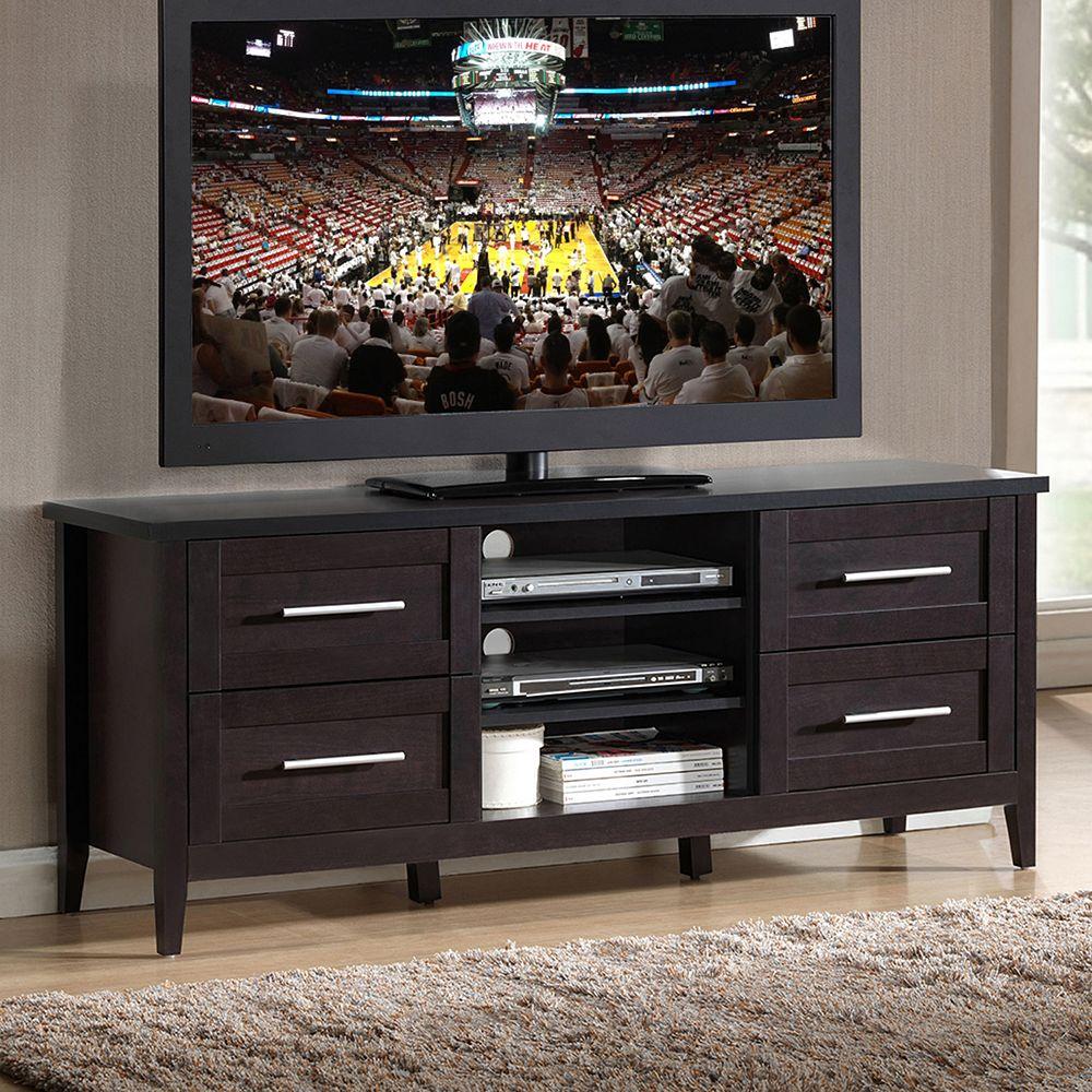 Techni Mobili 4-Drawer TV Stand