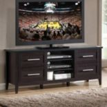 Techni Mobili 4-Drawer TV Stand