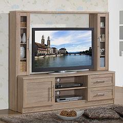 Techni Mobili Contemporary Entertainment Center TV Stand