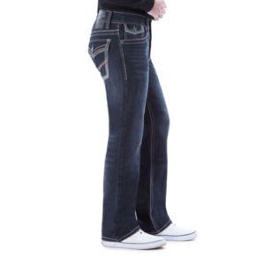 Men's Axe & Crown Onix Stretch Bootleg Jeans