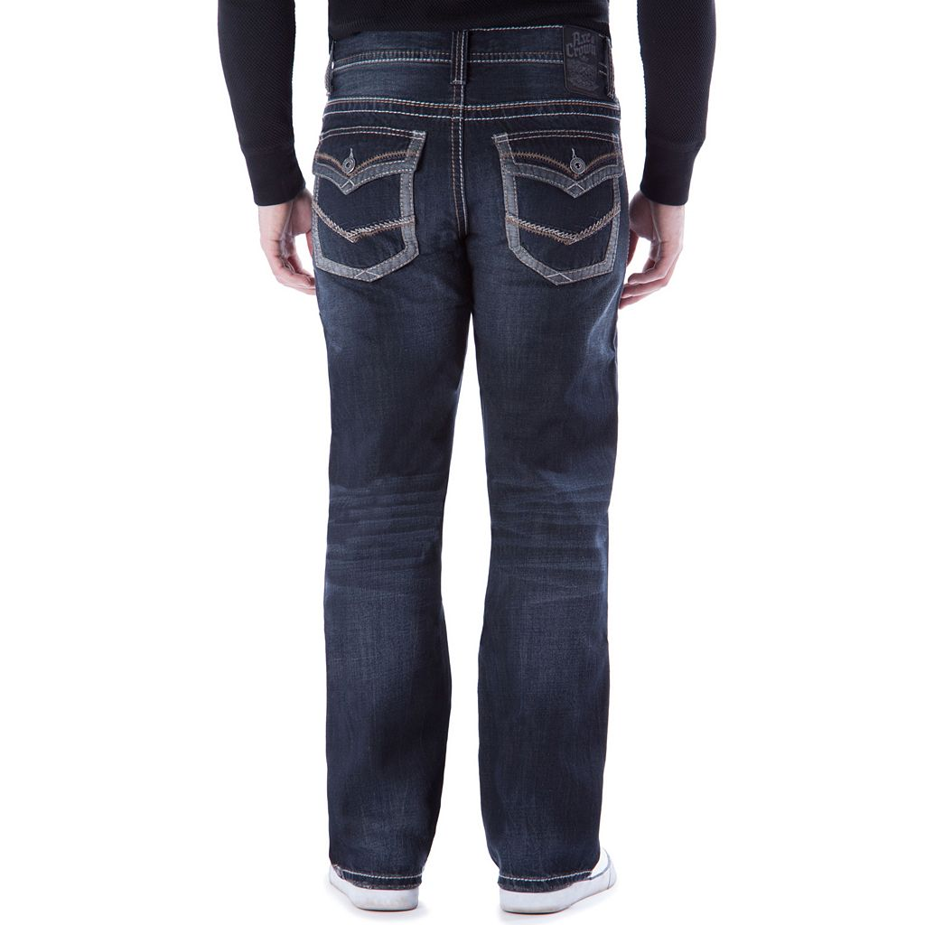 Men's Axe & Crown Onix Stretch Bootleg Jeans