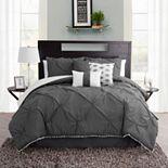 Pom-Pom Comforter Set