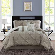 Pom-Pom 7 pc Comforter Set