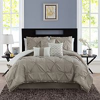 Pom-Pom 7 pc Comforter Set