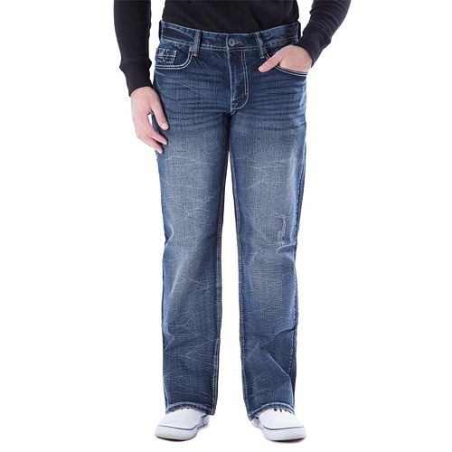 Men's Axe & Crown Dizzy Stretch Bootcut Jeans