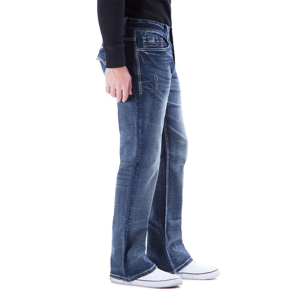 Men's Axe & Crown Dizzy Stretch Bootcut Jeans