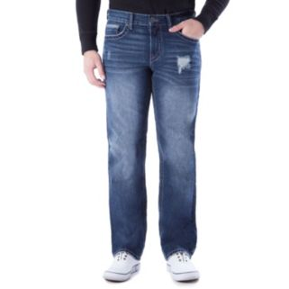 Men's Axe & Crown Straight-Leg Jeans