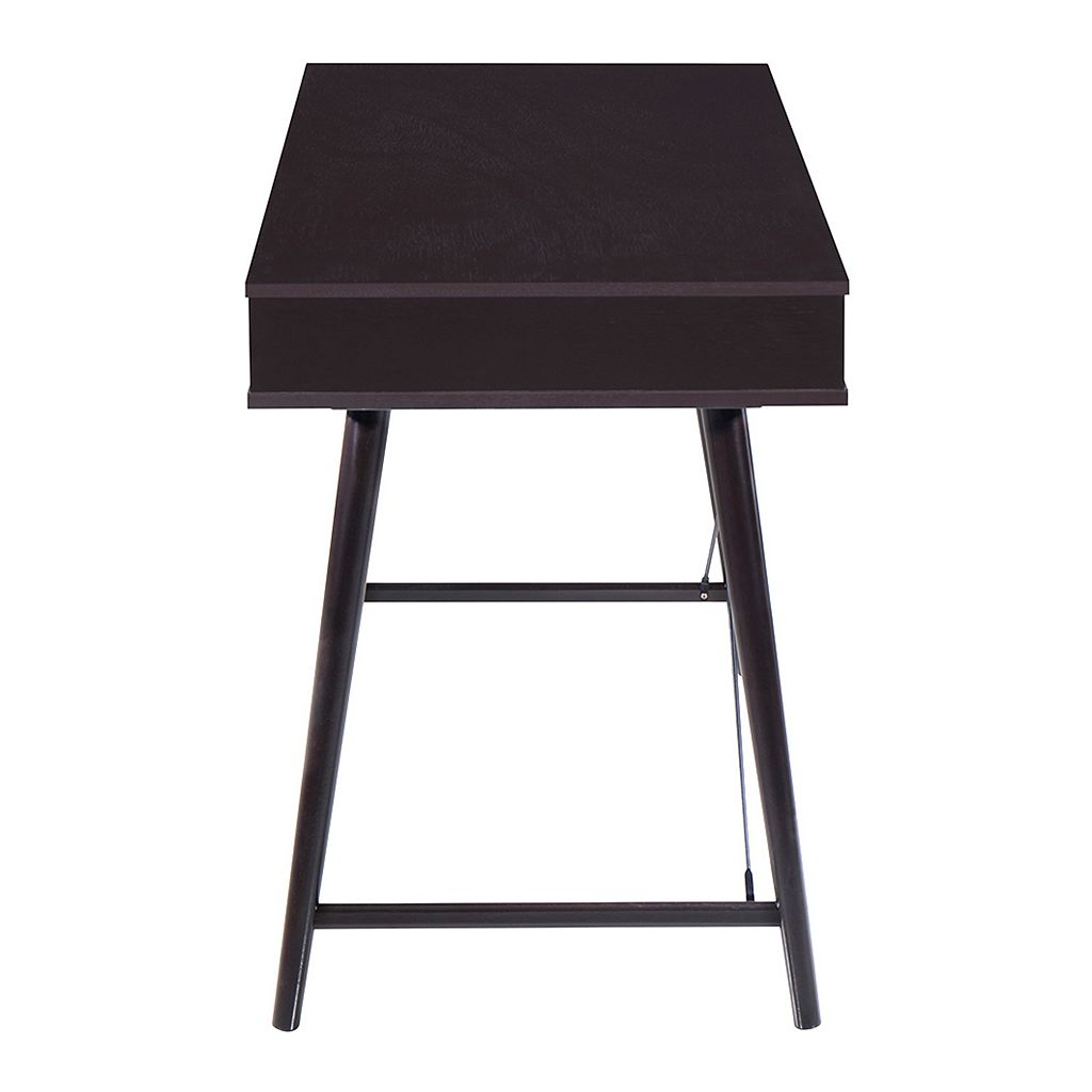 Techni Mobili Mid-Century Modern Desk & Chair 2-piece Set