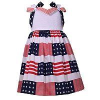 Girls 4-6x Bonnie Jean Americana Sundress