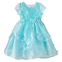Girls 4-6x Nanette Organza Petal Dress