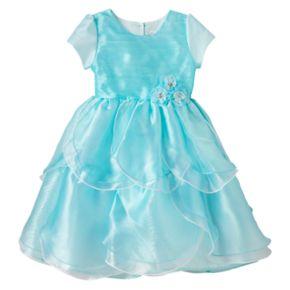 Girls 4-6x Nanette Organza Petal Dress