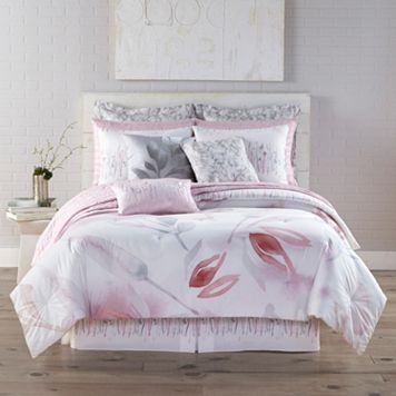 Kathy Davis Reflection Comforter Set