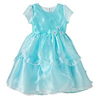 Toddler Girl Nanette Organza Petal Dress