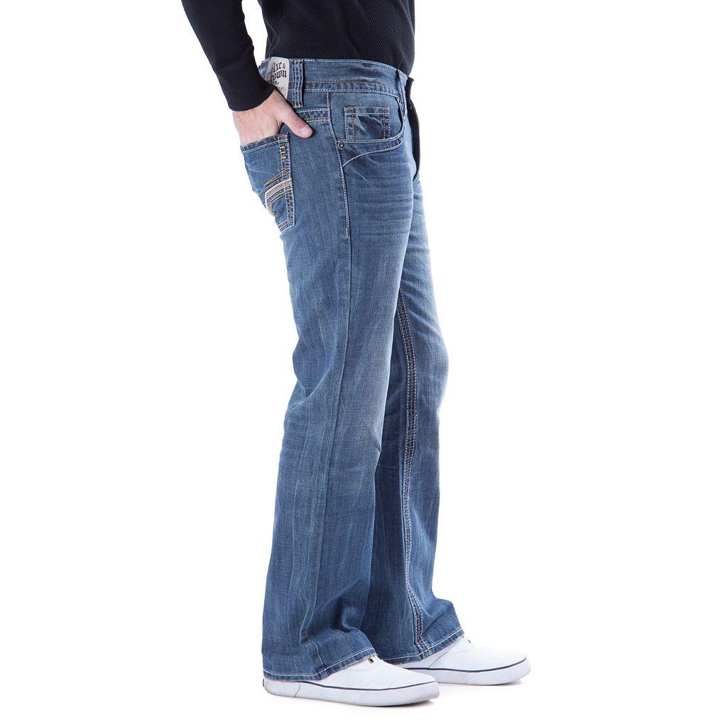 Men's Axe & Crown Vintage Stretch Bootcut Jeans