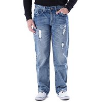 Men's Axe & Crown Charmander Straight-Leg Jeans
