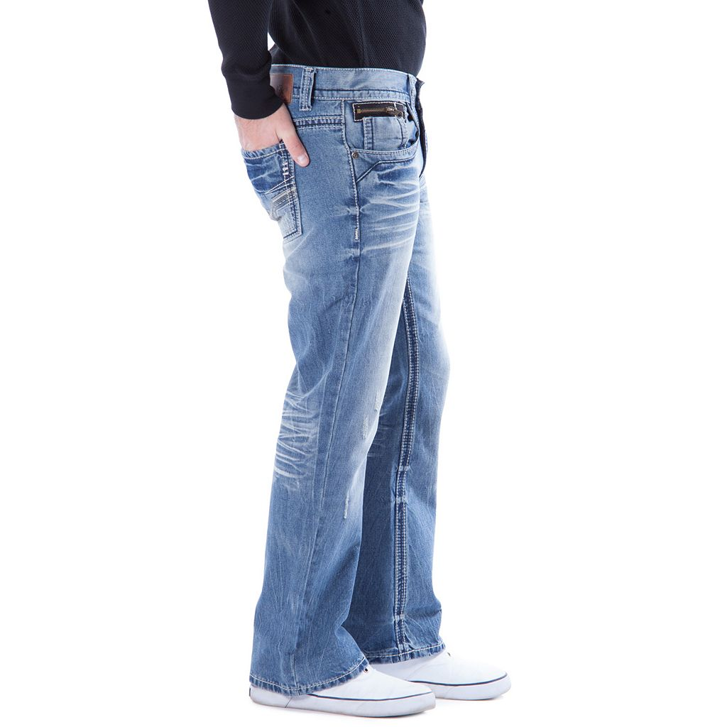 Men's Axe & Crown Marcus Stretch Bootcut Jeans