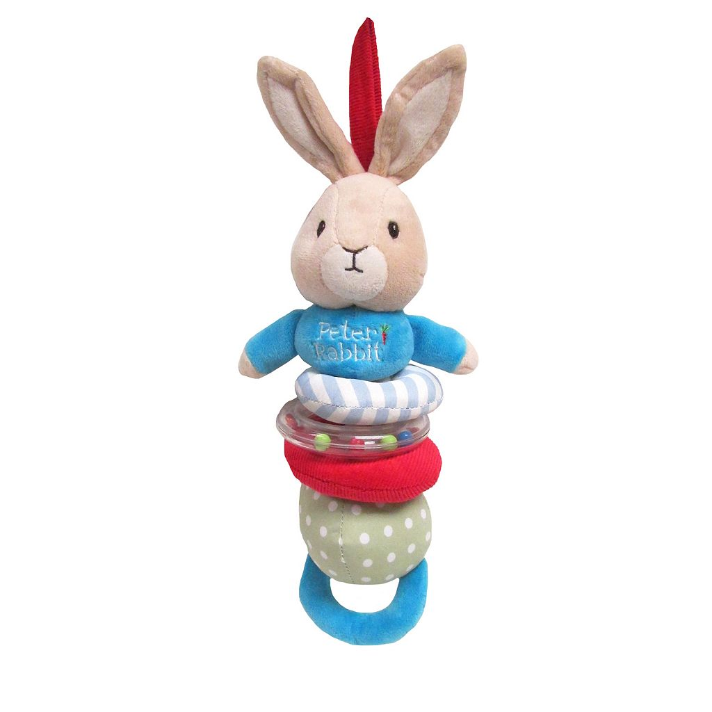 Beatrix Potter Peter Rabbit Jiggle Toy by Kids Preferred