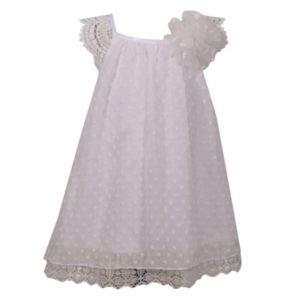 Girls 4-6x Bonnie Jean Flowy Special Occasion Dress