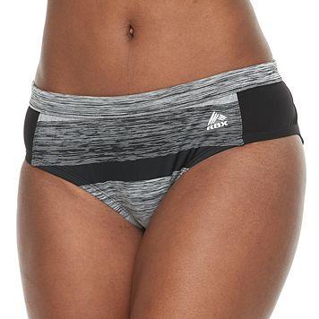 Women's RBX Space-Dye Scoop Bikini Bottoms