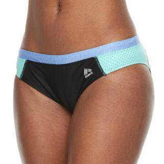 Women's RBX Colorblock Mesh Bikini Bottoms