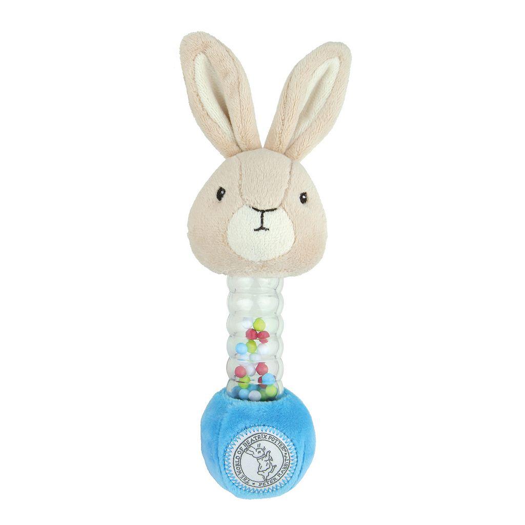 Beatrix Potter Peter Rabbit 7-in. Blue Stick Rattle by Kids Preferred