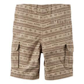 Boys 4-8 Carter's Printed Cargo Shorts