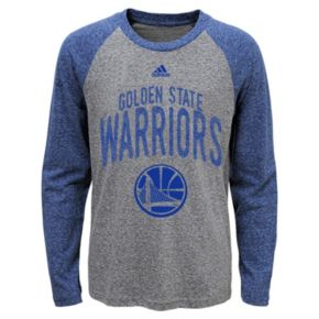 Boys 8-20 adidas Golden State Warriors Pedigree Tee