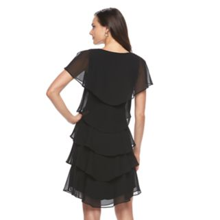 Women's Expo Tiered Shift Dress